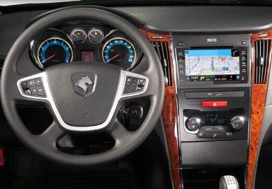 ویژگیهای فنی نرم افزار راهیاب خودرو دنا